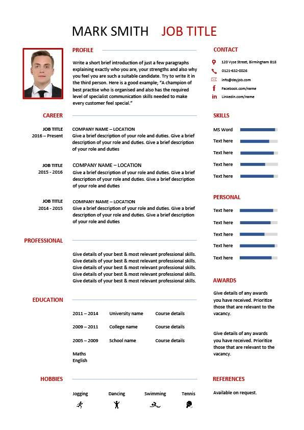 best 25  resume layout ideas on pinterest
