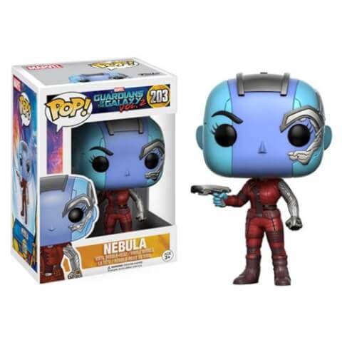 Les Gardiens de la Galaxie Vol. 2 Nebula Figurine Funko Pop!