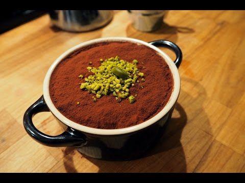 Tiramisú video by Food Emperor
