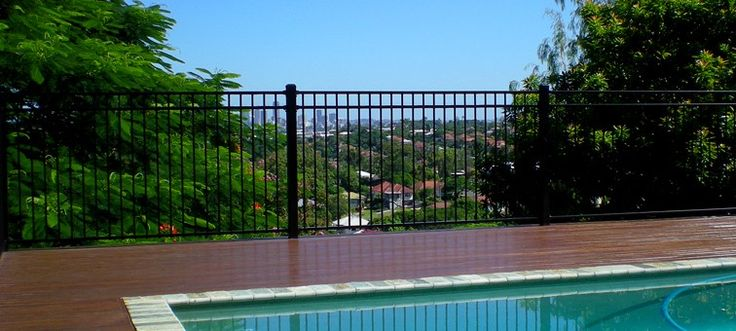 Oxworks' extensive range of Aluminium Pool Fencing has brought style, colour and safety to thousands of homes throughout Australia.