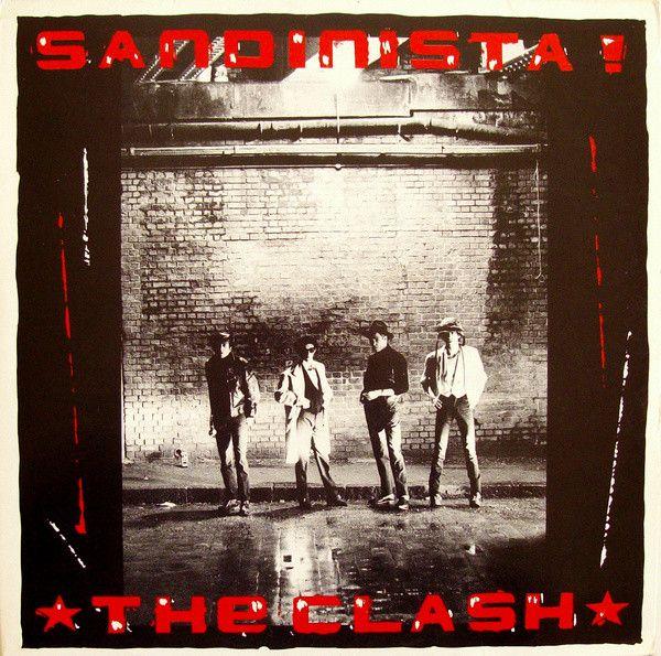 The Clash - Sandinista! (Vinyl, LP, Album) at Discogs