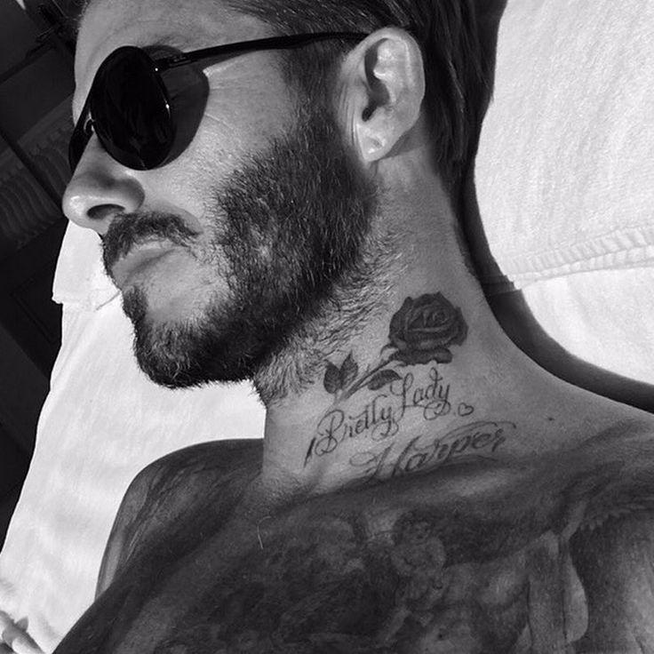 17 best ideas about david beckham tattoos on pinterest