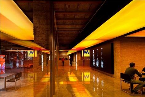 Moritz: Gastronomic center in Barcelona