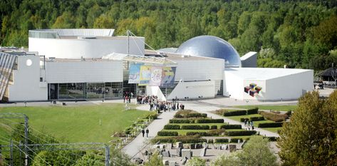 Art Gallery Museum Heureka, The Finnish Science Centre