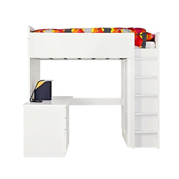 Ikea kinderhochbett mit schreibtisch  Kinderhochbett | afdecker.com