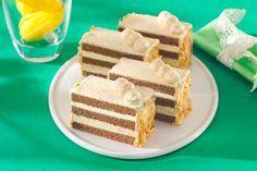 Prăjitură cu cremă de cafea | Retete culinare - Romanesti si din Bucataria internationala