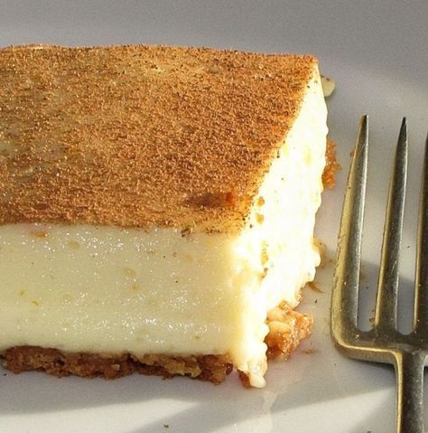 Milk Tart is a South African favourite and this recipe makes preparing it even easier!