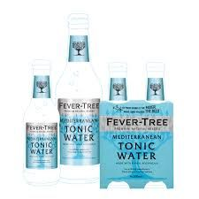 Love this- Mediterranean tonic water...infused with lemon thyme and rosemary. Fever-Tree, I love Gin and Tonic