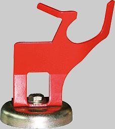 Unser Halter für Elektrodenhalter erhöht die Sicherheit während des Schweißens. Sehr cool mit Magnetfuß.