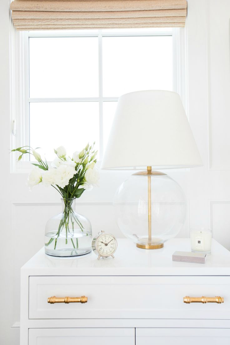How to style a bedside table!