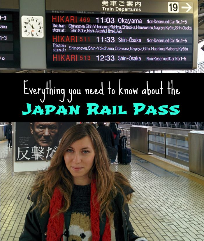 """""""You need to buy the Japan Rail Pass!"""" Sounds familiar? So many people have been telling me this in preparation for my trip to Japan. But what is a Japan Rail Pass and do you really need it? Find out everything there is to know about the Japan Rail Pass."""