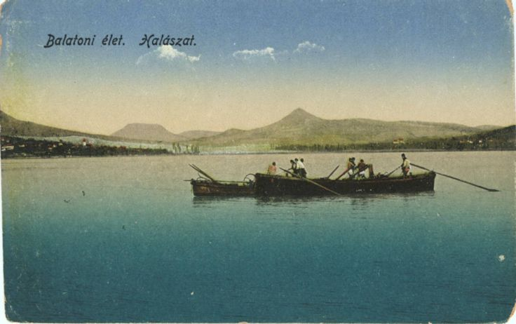 Balaton- Halàszok-Fischer-Fisherman