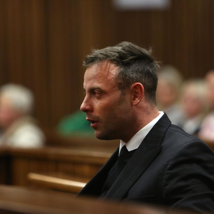Oscar Pistorius Hospitalized for Chest Pain, 'Okay' After Fears of Heart Attack - Bleacher Report