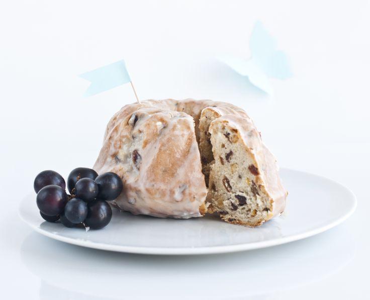 babka z bakaliami:) #cake #sweets