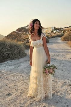 Casa para Casar na praia: Vestidos Boho