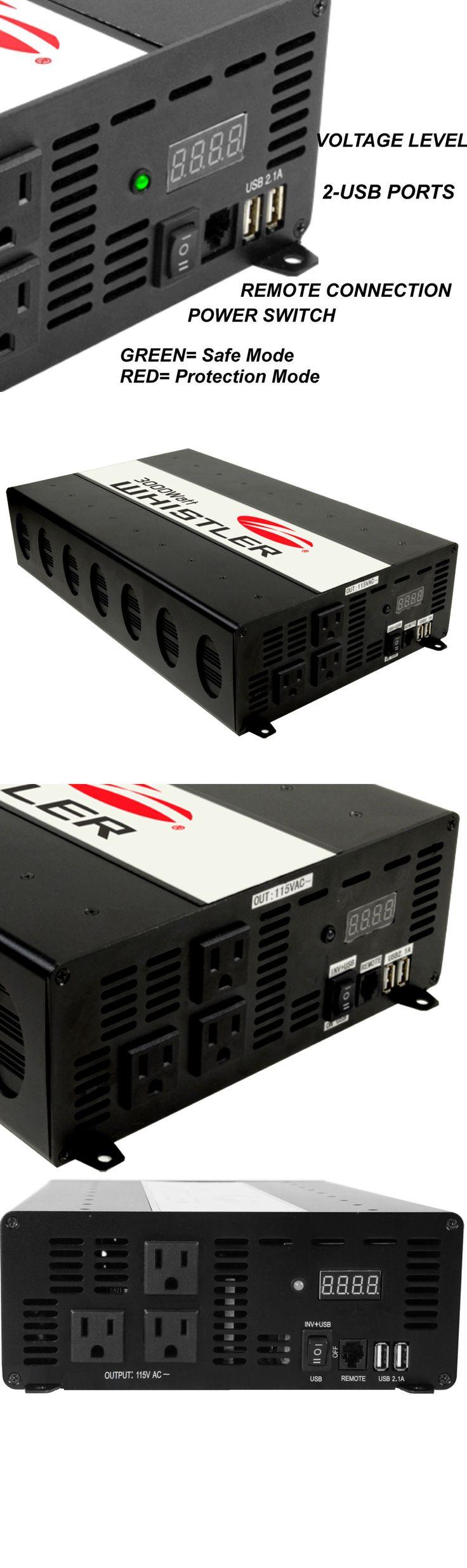 Aims 12 Volt 1250 Watt Dc To Ac Modified Inverter Off Grid Rv Car - Power inverters xp3000i whistler power inverter 12dc 120ac 3000 watt continuous 6000 watt peak buy