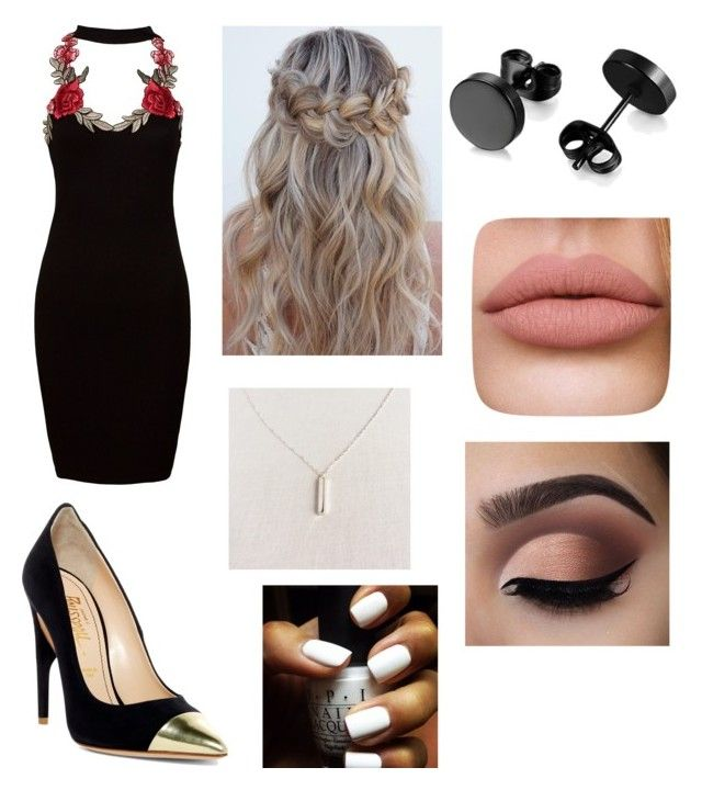 Untitled #8 by izzybizzyboo on Polyvore featuring polyvore, Sans Souci, Jerome C. Rousseau, fashion, style and clothing