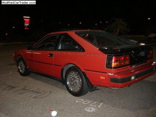 1985 nissan 200 sx red | 1985 Nissan 200SX TURBO For Sale | Glendale Arizona