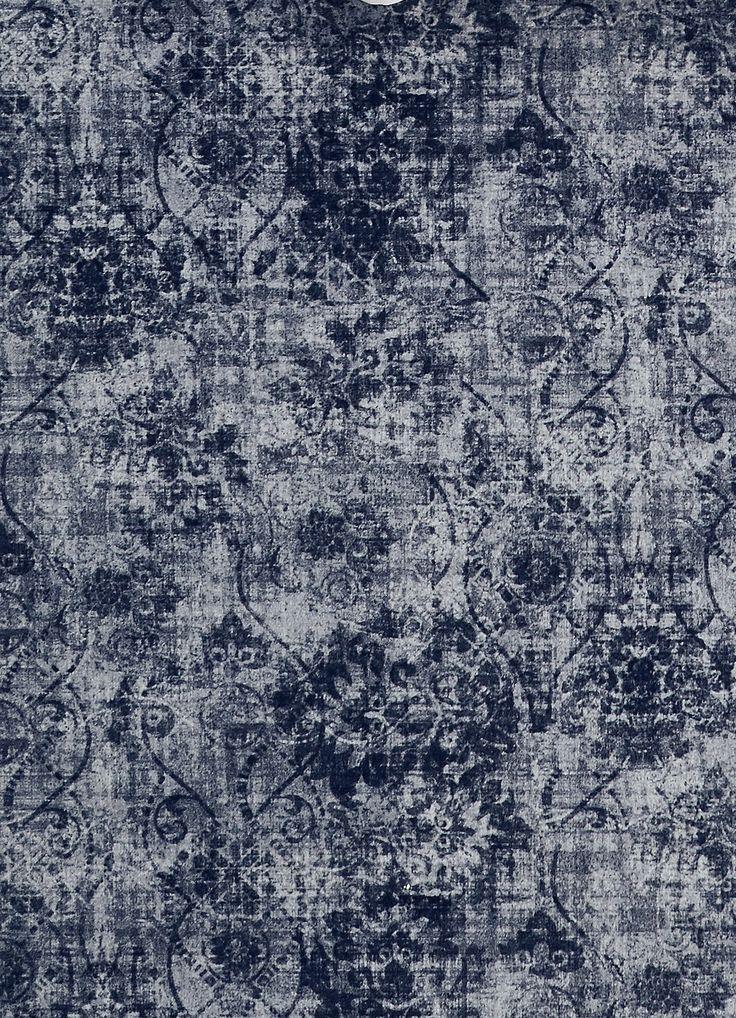 Vintage 130.203 Teppich 200x300 blindes Band | Desso
