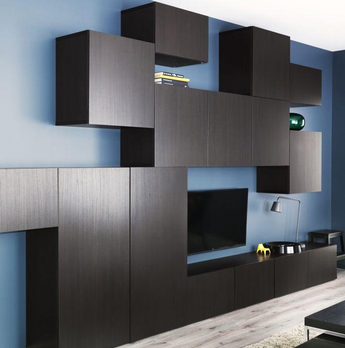 108 besten besta ikea solutions bilder auf pinterest halle anrichten und ikea hacks. Black Bedroom Furniture Sets. Home Design Ideas
