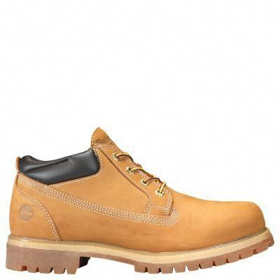 Timberland boots, Waterproof boots