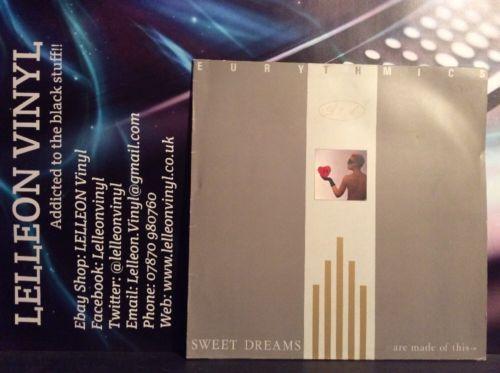 Eurythmics Sweet Dreams LP Album Vinyl Record RCALP6063 80's Pop Annie Lennox Music:Records:Albums/ LPs:Pop:1980s