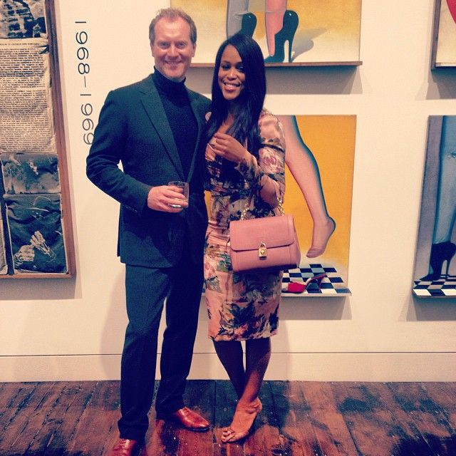 Rapper Eve Gets Engaged to Boyfriend Maximillion Cooper!