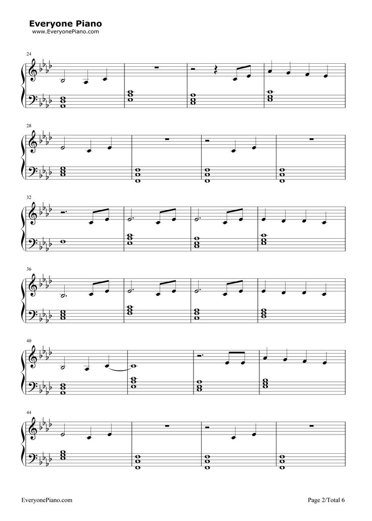 Piano linus and lucy piano sheet music : 9 best Spartiti musicali images on Pinterest | 50 shades, Fifty ...