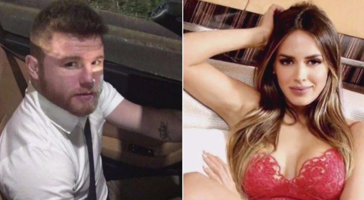 Shannon De Lima Y El Canelo Alvarez En Un Romance Apasionado