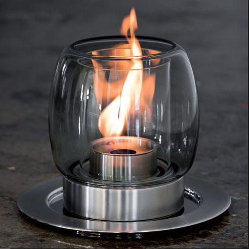 Kaasa Firelight, for indoors or out, to help create your Hygge Moment...