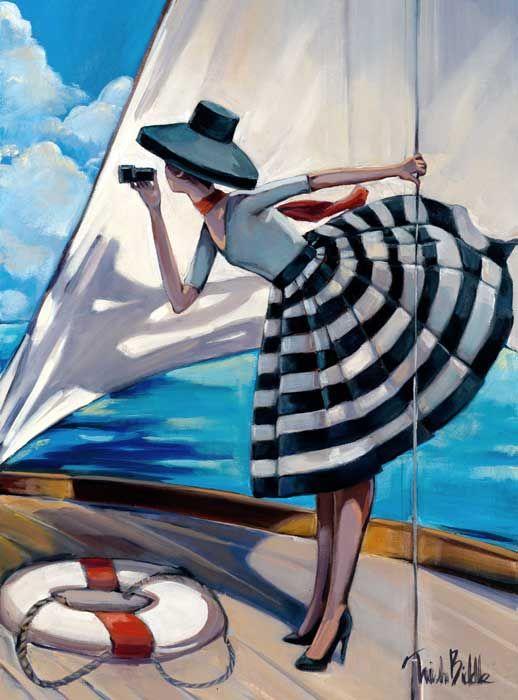 Trish Biddle © 2010 Sailor