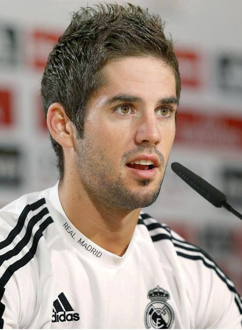 Isco, Real Madrid.♥
