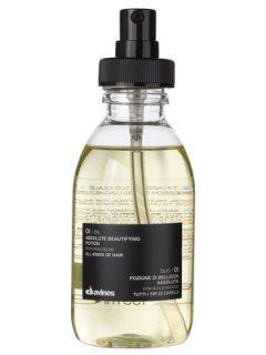 #Davines_oil OI-haarverzorging biedt: 1.Ultieme glans, verzorging en doorkambaarheid. 2. Beschermt het haar tegen hitte van föhn, stijl-of krultang 3. Versnelt de droogtijd.