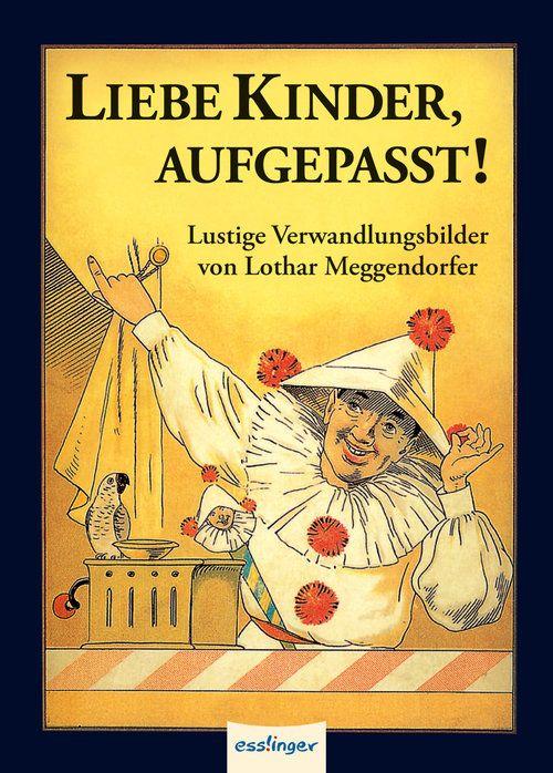 Libros de Lothar Meggendorfer, un mago del papel y de los juegos de imágenes cambiantes. Consigue aquí los maravillosos libros-juego decimonónicos de este precursor del pop-up: https://www.veniracuento.com/content/liebe-kinder-aufgepasst-mini-ausgabe