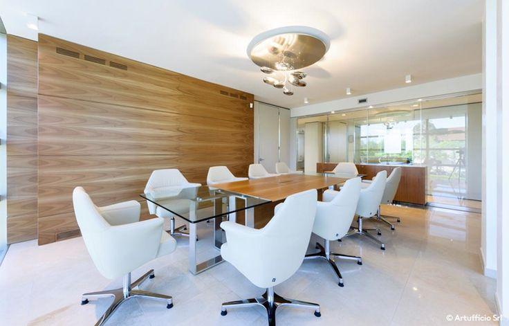 References - Offices - BCC Sant'Elena - Padova, Italy, 2013 | Sitland Spa