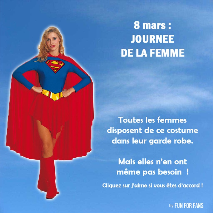 JOURNEE DE LA FEMME