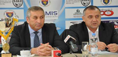 CS Mioveni a fost reprezentată la tragerea la sorţi a Cupei României de preşedintele executiv