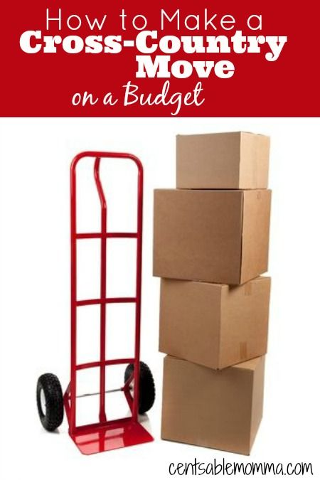how to make a cross country move on a budget we the o 39 jays and money. Black Bedroom Furniture Sets. Home Design Ideas