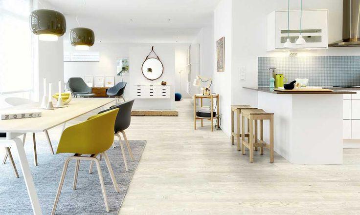 El hogar de los suelos prácticos y atractivos   Pergo: Floors for real life