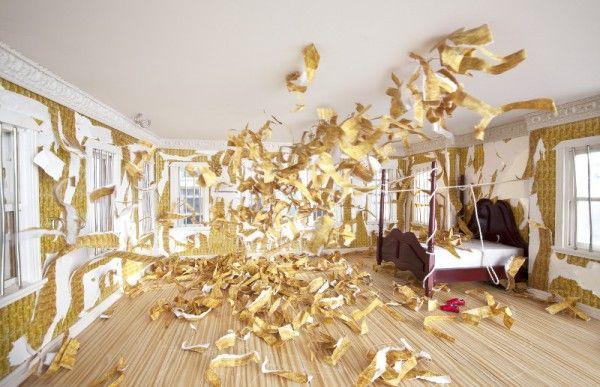 Julia Callon 'Yellow Wallpaper'.