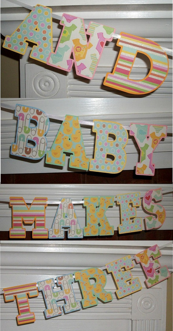 20 Best Images About Baby Shower Banners On Pinterest