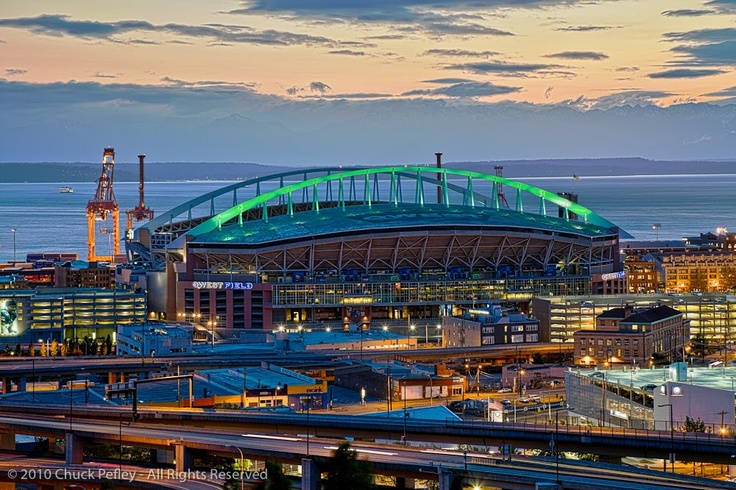 Centurylink Field...will always be Qwest Field to me. <3