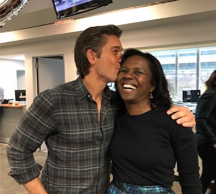 David Muir and Deborah Roberts.