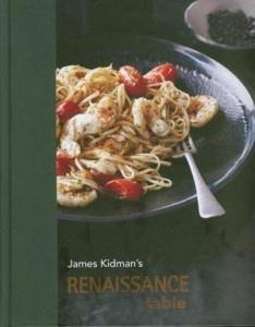 James Kidman's Renaissance Table cookbook