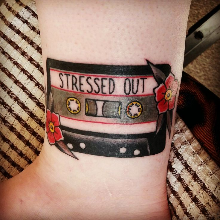 1337tattoos — Twenty One Pilots tattoo, by Ben Currie at Art N...