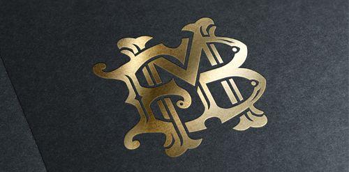 EMB Monogram logo • LogoMoose
