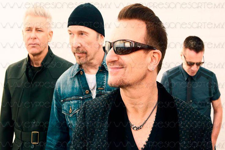 U2 anuncia concierto en México | ExpresionEs Arte Digital