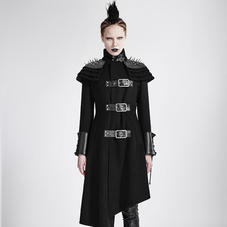 Queen of the Darkness coat is on sale now - because Winter is Coming