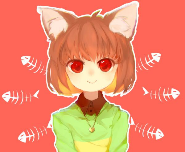 Neko Chara [Request] by V1V404 on DeviantArt