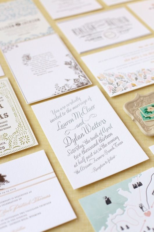 Ronan kelly wedding invitations